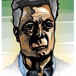 Dustin Hoffman Portrait